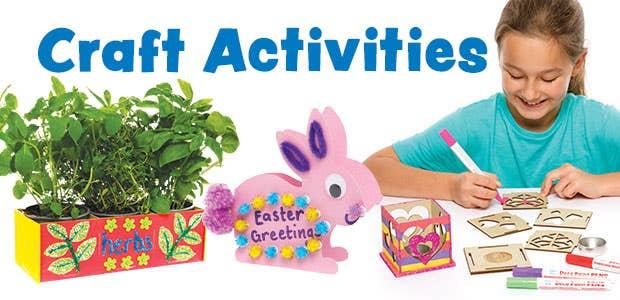 New Easter Craft Activities