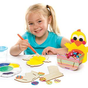 New Easter Chick Crafts