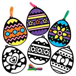 New Easter Egg Crafts