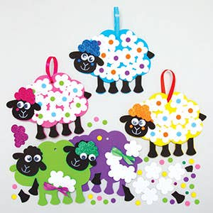 New Sheep Crafts