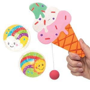 Biff Bats and Bouncy Balls